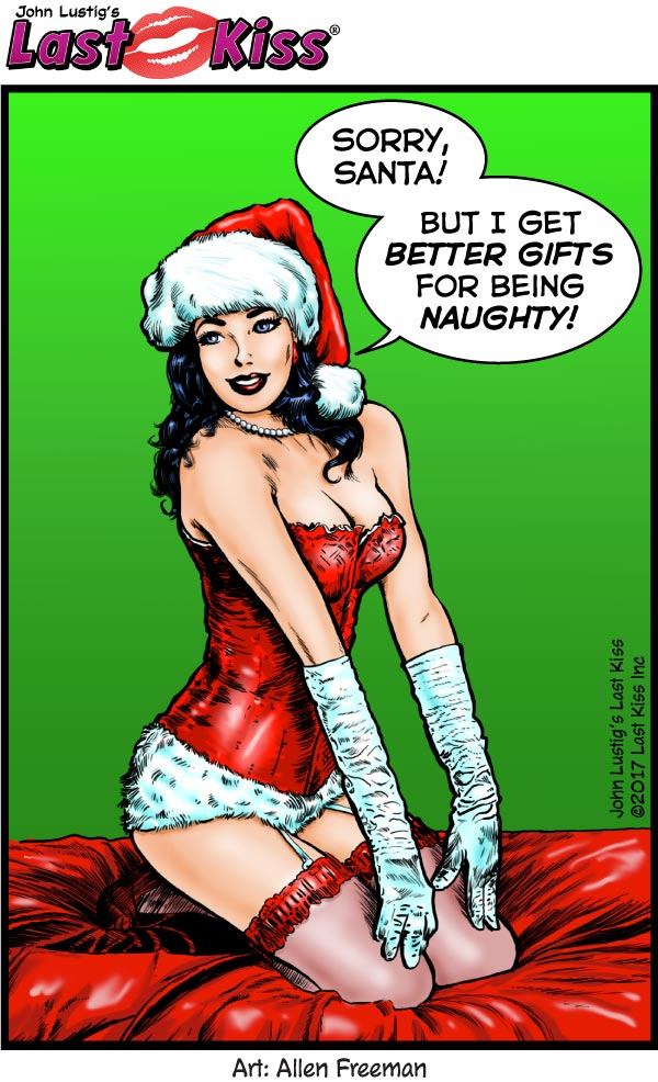 Sorry, Santa!