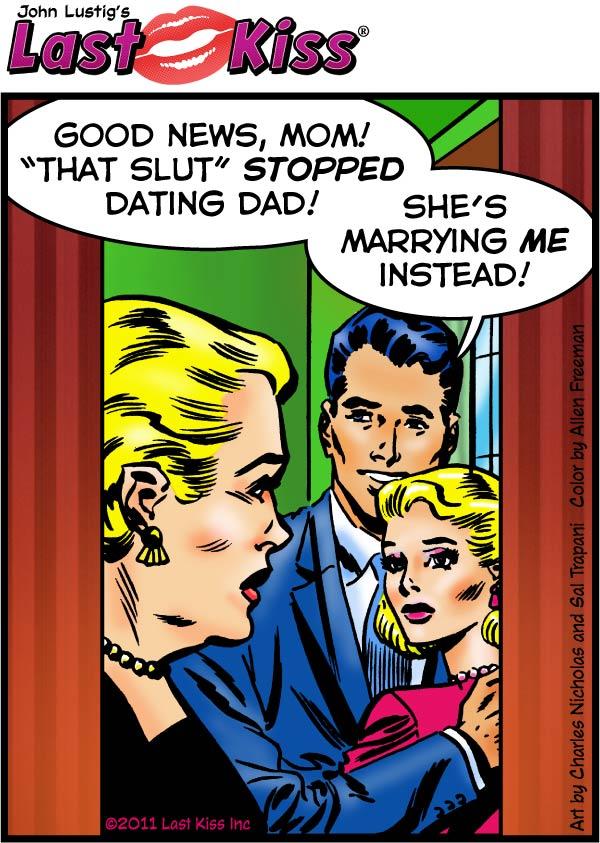 Good News, Mom!