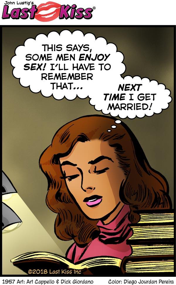Enjoy Sex?