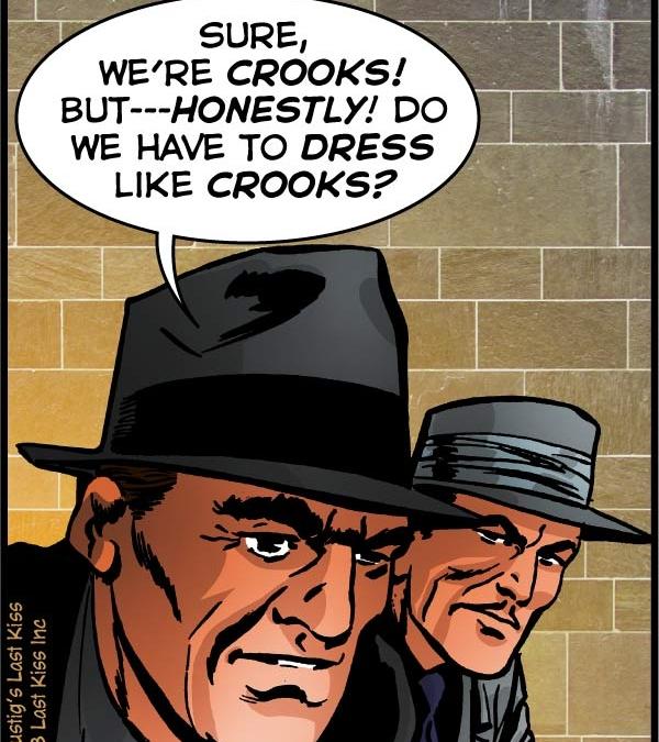 Fashion? That's a Crime!