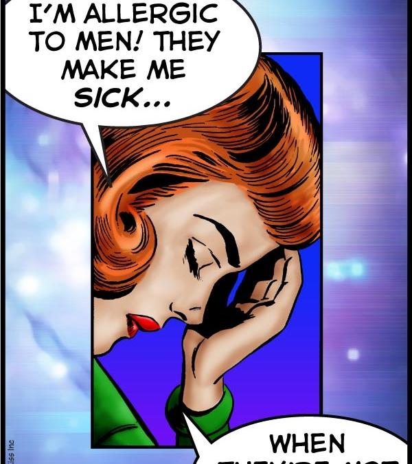 Men Make Me Sick