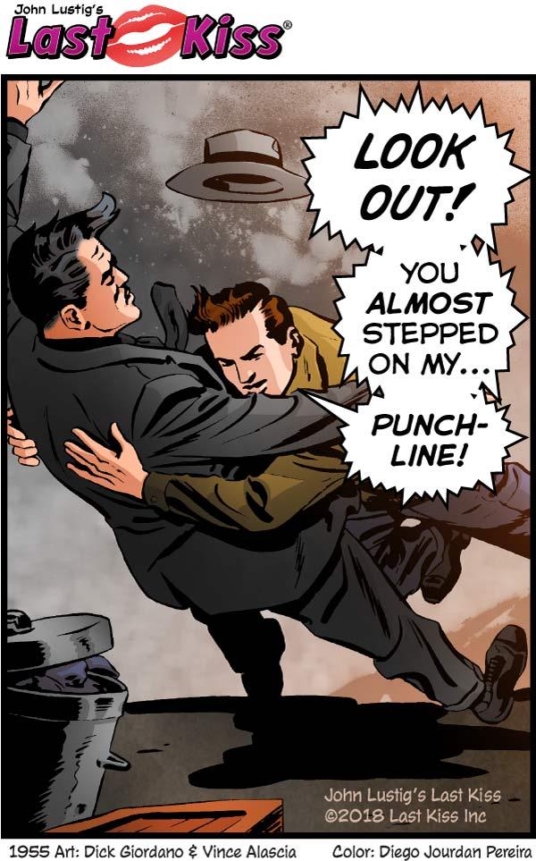 Getting Punchy