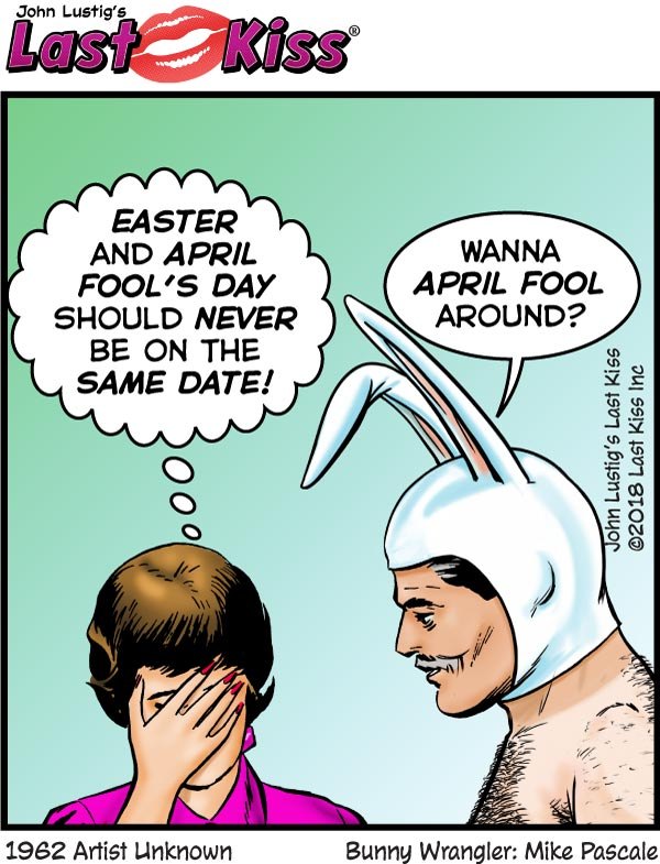 Easter Fools Day