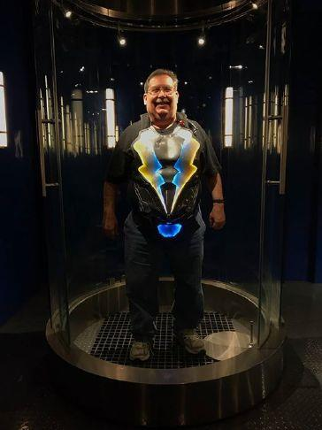Here's a recent newspaper interview with guest writer Tony Isabella---with considerable emphasis on the Black Lightning TV show and Tony's  March 9 appearance on the show.
